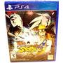 Naruto Shippuden:ultimate Ninja Storm 4- Playstation 4