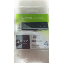Pendrive Sony 4 Gb