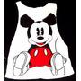 Blusas Blusones Franelillas Franelas Mickey Y Minnie Damas