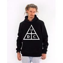 Moleton Blusa Casaco Frio Dmc Thug Life Swag - Mega Promoção