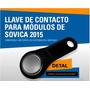 Llaves De Contacto Para Módulos Ultracam Y Sovica Solo Detal