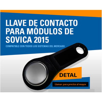 Llaves De Contacto Para Módulos Ultracam Y Sovica