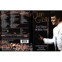 Juan Gabriel En El Palacio De Bellas Artes Dvd