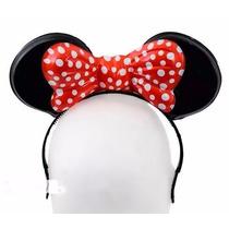 Vincha De Minnie/mickey Plasticas