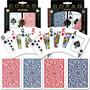 Marca Poker 2pk Copag Jumbo Index Poker Y Bridge Cartas,