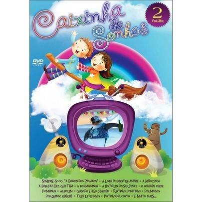 dvd caixinha de sonhos gratis