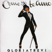 Cd Gloria Trevi Como Yo Te Amo Solo Para Fans Muy Raro Nuevo