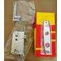 Fechadura De Entrada Externa Ueme 40mm Antiga Nova Na Caixa