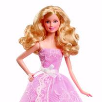 Boneca Barbie Birthday Wishes - Edicao Especial Colecionador