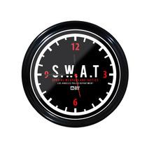 Relógio De Parede Militar Swat Café Casa Bar Churrasco