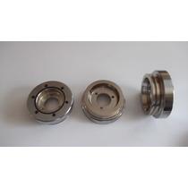 Polia Damper 2 Canais P/motor Opala 6 E 4 Cilindros