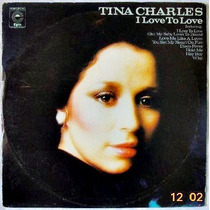Lp - Tina Charles - I Love To Love - Vinil 1976