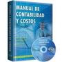 Libro Manual De Contabilidad Y Costos Cd Ed Clasa