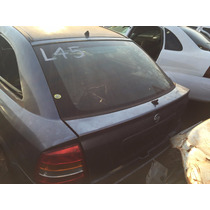 Capo Tampa Porta Malas Com Vidro Astra 1998 A 2000 Hatch