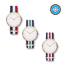 Reloj De Moda Tipo Dw Casual De Pulsera Unisex Fashion