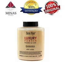 Iluminador Ben Nye Luxury Powder - Banana 85g