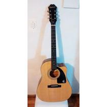 Epiphone Aj100 Ce Guitarra Electro Acustica