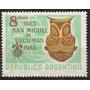 Argentina 400 Años San Miguel De Tucumán 716 Gj 1333 Año1965