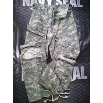 Pantalon Militar Us Army Acu Digital Gris Original Combate