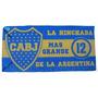 Boca Juniors * Hermosas Banderas Cabj * La Hinchada !!