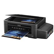 Impressora Multifuncional Epson L375, Tanque De Tinta, Wi-fi