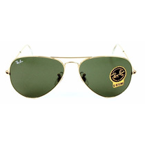 Lentes Ray Ban 3025 Made In Italy Protecion Uv 400 L205