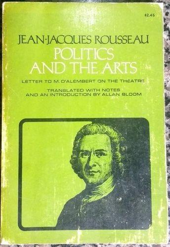POLITICS AND THE ARTS ROUSSEAU EPUB