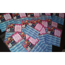 18 Invi Mini Calendario Frozen (10x13cm) Nueva!!!
