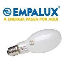 Lâmpada A Vapor De Sódio 250w E40 - Empalux