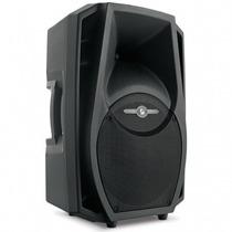 Caixa De Som Ativa Acústica Frahm 200w Ps12a Bt Preto