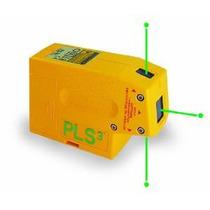 Sistemas Láser Pacífico Pls-60595 Viga Del Verde De 3 Puntos