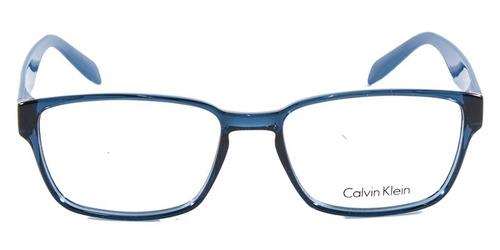 Óculos De Grau Calvin Klein Ck5876 Azul - R  329,99 em Mercado Livre f1415c6992