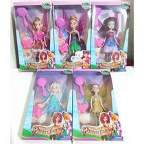 Boneca Fada Tinker Bell Similar Pirate Fairy 24 Cm Kit