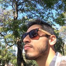 Óculos De Sol De Bamboo/madeira Unissex