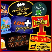 Letreros Para Boda, Fiesta, 15 Años, Bautizo, Baby Shower
