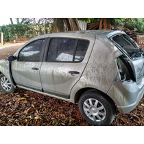 Caixa De Marchas Cambio Renault Sandero Logan 1.0 16v 2012