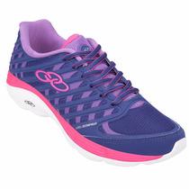 Zapatillas Olympikus Running Mujer Flix - Talle 34 Al 41