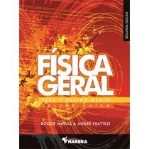 Livro Física Geral Ensino Médio Volume Único - Harbra