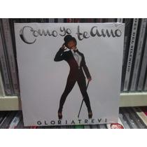 Gloria Trevi Como Yo Te Amo Cd Single Nuevo