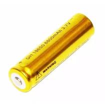 Bateria Recarregavel 18650 Li-ion Gold 8800mah 3.7v