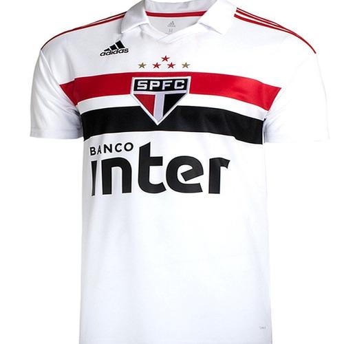 a9c60dd313 Camisa Futebol São Paulo Original adidas 2019 Frete Grátis - R  148 ...