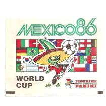 Envelope Copa 86 - Panini - Original Único No Mercado Livre