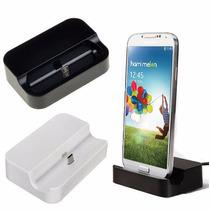 Base De Carga Samsung S7/s6/s5/s4/s3 V8 Cargador Base Stand