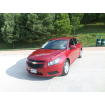 Chevrolet Cruze 2012 Electrico, A/ac, Impecable