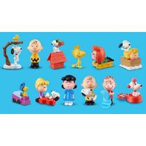 Kit Completo Coleção Snoopy Mc Donald 2016