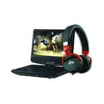 Dvd Portatil 9 Yes Usb, Funda, Diadema Y Envio Gratis!!!