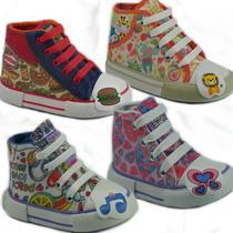 Botitas Infantiles Funny Steps Art3208 Lote De 6 Pares