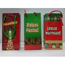 Bolsas Regalo Navidad Al Mayor