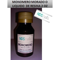 2 Oz Monomero O Liquido De Resina Nds.nails