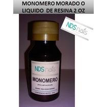 Monomero O Liquido De Resina Nds.nails 2 Oz